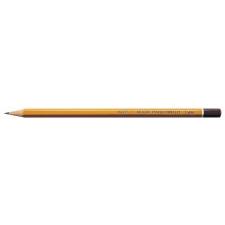 "KOH-I-NOOR Grafitceruza, 4H, hatszögletű, KOH-I-NOOR ""1500"" ceruza"