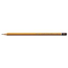 KOH-I-NOOR Grafitceruza KOH-I-NOOR 1500 5H hatszögletű ceruza