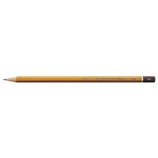 KOH-I-NOOR Grafitceruza KOH-I-NOOR 1500 6H hatszögletű ceruza