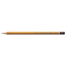 KOH-I-NOOR Grafitceruza KOH-I-NOOR 1500 7H hatszögletű ceruza