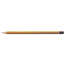 KOH-I-NOOR Grafitceruza KOH-I-NOOR 1500 H hatszögletű ceruza
