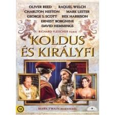 Koldus és királyfi (DVD) családi