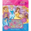 Kolibri Kiadó Disney Hercegnők - Mesélj képekkel