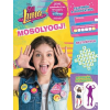 Kolibri Kiadó Disney Soy Luna - Mosolyogj! - Fejtörők a sorozatról