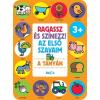 Kolibri Kiadó Ragassz és színezz! Az első szavaim - A tanyán