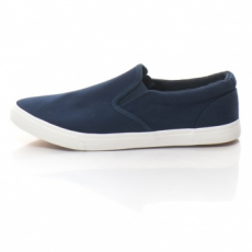 Kondition férfi Sneakers, Slip-on, Sötétkék, 45 (6426228061335)