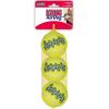 KONG teniszlabda sípolóval - 4 darab, méret L: Ø 8