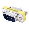 Kőnig-HQ soros 9p-ú apa - 9p-ú apa fordító adapter GCM-9M9M