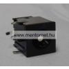 Kőnig-HQ Táp aljzat, 5,5*2,5*10mm, notebook alaplaphoz T112