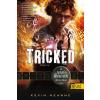 Könyvmolyképző Kiadó Kevin Hearne: Tricked - Átverve - A Vasdruida Krónikái 4. - puha kötés