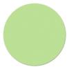 Kör moderációs kártya, 9.5, zöld