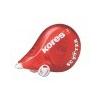 KORES Hibajavító roller, 4,2 mm x 8 m, KORES Scooter, piros