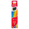 """KORES Színes ceruza készlet, háromszögletű, KORES """"Triangular"""", 6 különböző szín"""