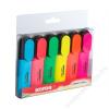 KORES Szövegkiemelő, 1-5 mm, KORES, 6 különböző szín (IK36160)
