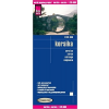 Korzika térkép - Reise Know-How