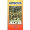 Koszovó autótérkép - Huber Verlag