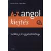 Kovács János, Siptár Péter A-Z ANGOL KIEJTÉS +CD /ÚJ/