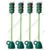 Közlekedési lámpa szett 2 db-os, kézzel váltható jelzőszínnel, nagyméretű 120 cm és stabil (5 kg) ne