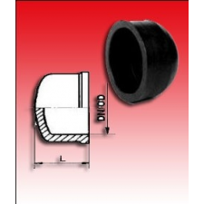 KPE-Tokos csővégzáró (sapka) 63 sütős hűtés, fűtés szerelvény