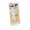 Kreator csiszolólap rezgőcsiszolóhoz 5db 93x187 P180 festett felülethez KRT201558