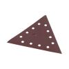 Kreator KRT232504 háromszög csiszolópapír G60, 3x285 mm