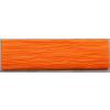 . Krepp papír 50x200 cm, neon narancs
