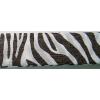 . Krepp papír 50x200 cm, zebra csíkos