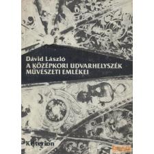 Kriterion A középkori Udvarhelyszék művészeti emlékei antikvárium - használt könyv