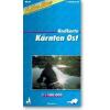 Kärnten Ost kerékpártérkép - (RK-A 20)