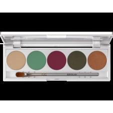 Kryolan Shades Etui 5 színű, tükrös paletta, 9335/Istanbul szemhéjpúder