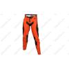 KTM Factory Enduro hosszú nadrág, kantár nélkül, fekete/narancs XL