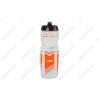 KTM kulacs 0,8L, átlátszó, narancs KTM logóval