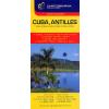 KUBA, ANTILLÁK TÉRKÉP /1:1250000 - 1:2500000