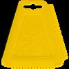 KUFIETA Jégkaparó trapéz alakú, vízlehúzó gumival