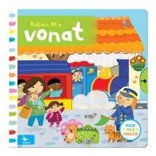 Kukucs, itt a vonat gyermek- és ifjúsági könyv