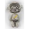 Kulcstartó - Fekete arcú majom