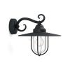 Kültéri Fali lámpa fekete 1x60W 230V Pasture - Consumer Philips - 16270/30/PN