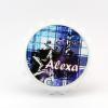 Kupak sörnyitó hűtőmágnes neves, Alexa
