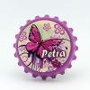 Kupak sörnyitó hűtőmágnes neves, Petra