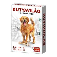 Kutyavilág - a kártyajáték társasjáték