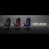 KWG gaming szék CETUS M1 fekete