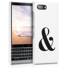 kwmobile Blackberry KEYtwo tok - fekete tok és táska