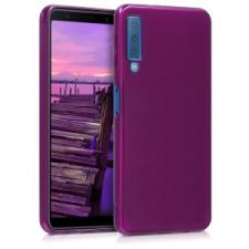 kwmobile Samsung Galaxy A7 (2018) tok - ibolya tok és táska