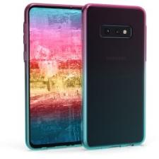 kwmobile Samsung Galaxy S10e tok - rózsaszín tok és táska