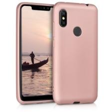 kwmobile Xiaomi Redmi Note 6 Pro tok - rózsaszín tok és táska