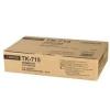 Kyocera Mita TK-715 fekete (black) eredeti toner
