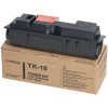 Kyocera TK18 Lézertoner FS 1020, 1118MFP nyomtatókhoz, KYOCERA fekete, 7,2k