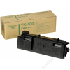 Kyocera TK400 Lézertoner FS 6020 nyomtatóhoz, KYOCERA fekete, 10k (TOKYTK400)