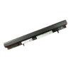 L12M4K51 2200 mAh 4 cella fekete notebook/laptop akku/akkumulátor utángyártott