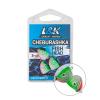 L&amp K L&K CHEBURASHKA FISH HEAD 8g